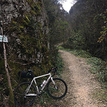 San Severino Marche e le colline di Pitino