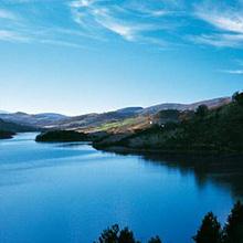 Apiro e il lago di Castriccioni