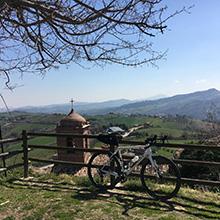 Sant'Angelo e la Valle del Salino