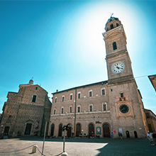 Macerata e il centro storico