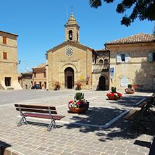 Francavilla d'Ete e i borghi vicini