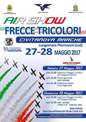 AIR SHOW FRECCE TRICOLORI