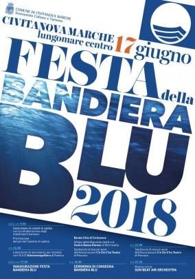 FESTA DELLA BANDIERA BLU 2018