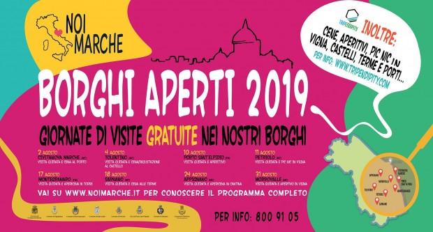BORGHI APERTI 2019