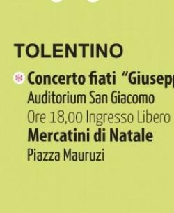"Concerto fiati  ""Giuseppe VerdiI"""