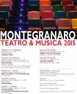 TEATRO & MUSICA 2015