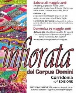 INFIORAT DEL CORPUS DOMINI