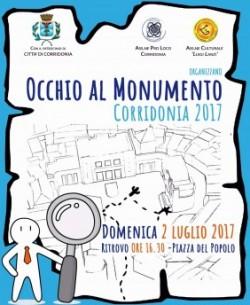 OCCHIO AL MONUMENTO – CORRIDONIA 2017