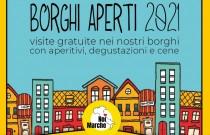 CALENDARIO BORGHI APERTI 2021