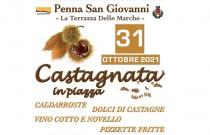 Castagnata in Piazza