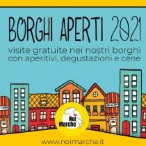 BORGHI APERTI 2021
