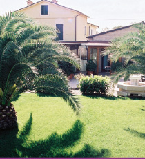 Countryhouse LA LOCANDA DEI CAVALIERI