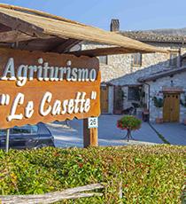 AGRITURISMO LE CASETTE